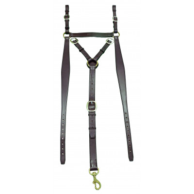 Breastplate Stockmans Oblong