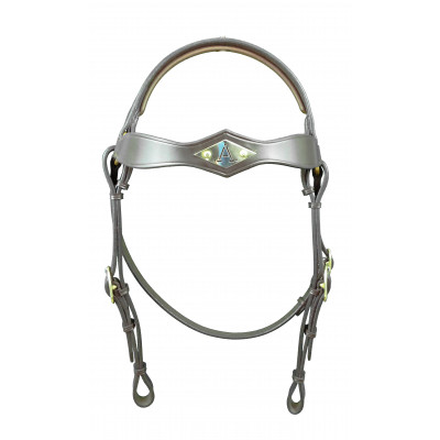 Bridle Barcoo ASH- Diamond
