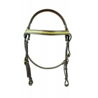 Bridle Barcoo Straight Braided