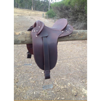 Saddle Halfbreed Flap